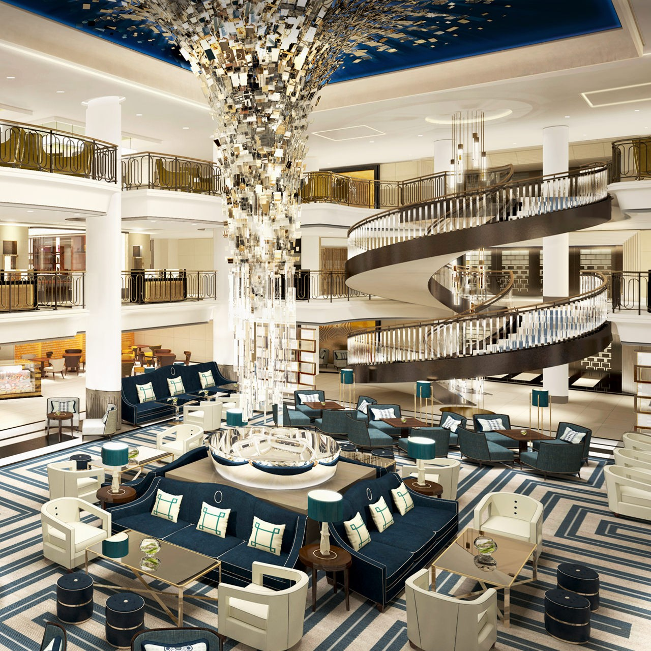 Analysis P Amp O Cruises Shows Off Britannia Cruiseind