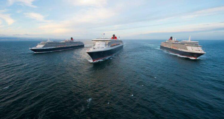 Cunard 3 queens