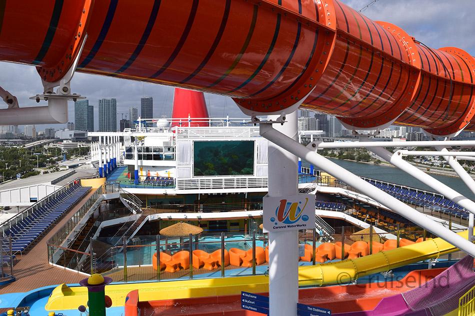 Carnival Vista Virtual Tour Part 3 Cruiseind